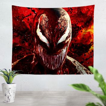 Carnage Galaxy Tapestry