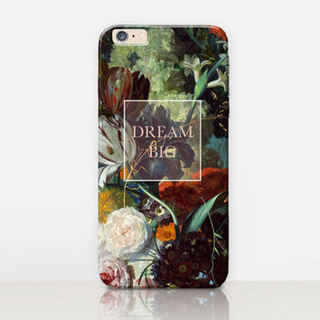 Dream Phone Case- iPhone 6 Case - iPhone 5 Case - iPhone 4 Case - Samsung S4 Case - iPhone 5C - Tough Case - Matte Case