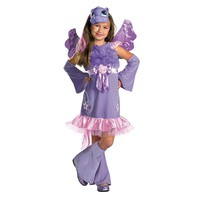 My Little Pony Star Song Deluxe Costume - Toddler / Kids (Purple/Pink)
