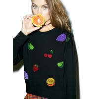 FRUITY FADER CHARLOTTE SWEATER