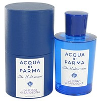 Blu Mediterraneo Ginepro Di Sardegna Perfume By Acqua Di Parma Eau De Toilette Spray FOR WOMEN