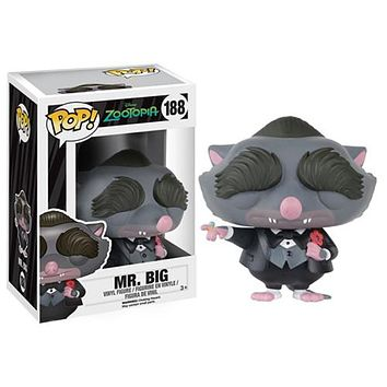 Zootopia Mr. Big Pop! Vinyl Figure