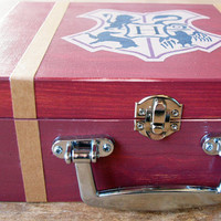 Miniature Hogwarts Trunk