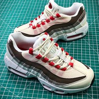 Nike Wmns Air Max 95 Essential Ember Glow Sport Running Shoes - Best Online Sale