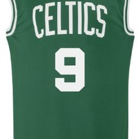 Rajon Rondo Adidas Boston Celtics Green Revolution Replica Road Jersey