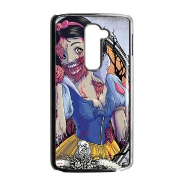 Snow White--Zombie Disney Princess Durable Case Cover For Lg g2 By Beautiful Heaven