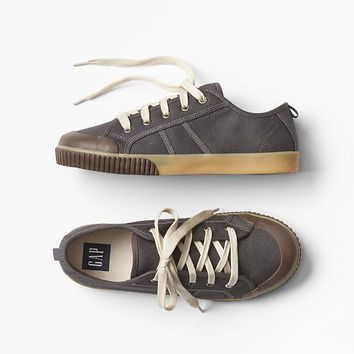 Gap Boys Canvas Sneakers