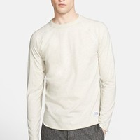 Men's Norse Projects 'Aska' Perforated Raglan Sleeve T-Shirt,