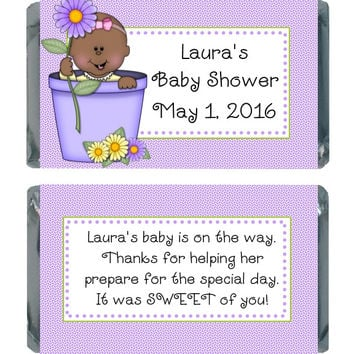 Personalized Baby Shower Candy Favor