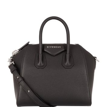 Givenchy Mini Antigona Grain Tote | Harrods.com