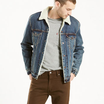 The Sherpa Trucker Jacket (Big & Tall)