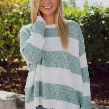 Ice Patch Sweater