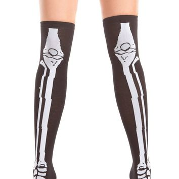 BW403 Knee Highs- Be Wicked