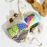 Various Projects Net Shopper Bag