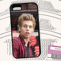 Luke Phone Case | Luke at Wembley Stadium in London