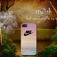 paradise nike colorful pink pastel iphone 4 5 5c 6 6plus, samsung S4 S5 case