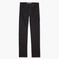 Boys' Levi's Big (8-20) 510 Skinny Fit Jeans - Black Stretch - Kids