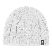 The North Face Girls' Accessories GIRLS' CABLE FISH BEANIE