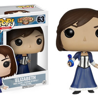 Pop! Games - Bioshock Infinite - Elizabeth 63 Vinyl Figure (New)
