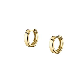 Seni FINE Hoop Earrings