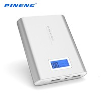 10000mah Dual USB Portable Charger for Mobile Phone