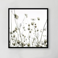 Framed Print - Summer Silhouettes