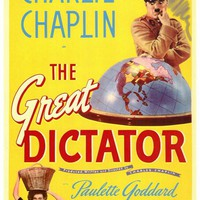 The Great Dictator 27x40 Movie Poster (1972)