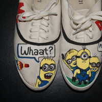 Despicable Me Shoes