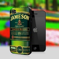 Jameson Irish Whiskey - Print On Hard Cover For iPhone 5