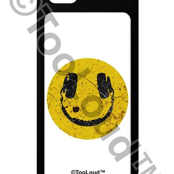 EDM Smiley Face iPhone 5 / 5S Grip Case  by TooLoud