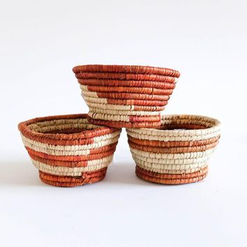 Footed Pakistani Basket