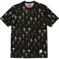 Supreme: Crosses Tee - Black