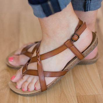 Blowfish Granola Sandals- Scotch