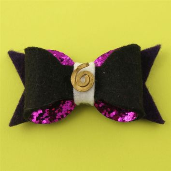 Ursula Hair Bow - Spiffing Jewelry