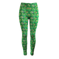 Teenage Mutant Ninja Turtles Leggings Handmade in America