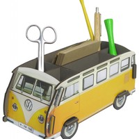 VW Van Storage Caddy - Yellow
