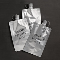The Original Disposable Flasks (Set of 3)
