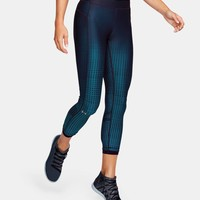 Women's HeatGear® Armour Graphic Ankle Crop | Under Armour US