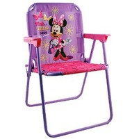 Mickey & Friends Patio Chair - Minnie Mouse