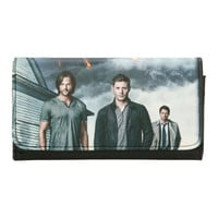 Supernatural Trio Flap Wallet