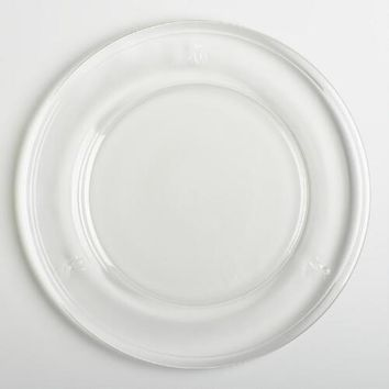 Bee Glass Dinner Plates Set of 6