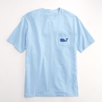 Whale Fish Pocket T-Shirt