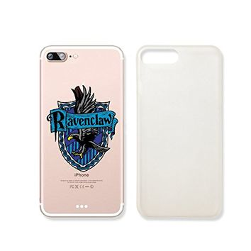 Ravenclaw Logo Clear Transparent Plastic Phone Case for Iphone 7_ SUPERTRAMPshop (iphone 7)