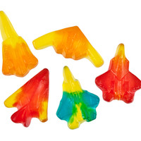 Gummy Jet Airplanes: 5LB Bag