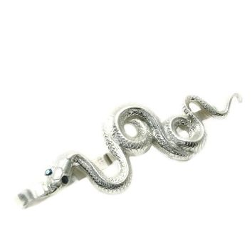 Serpent Tie Bar
