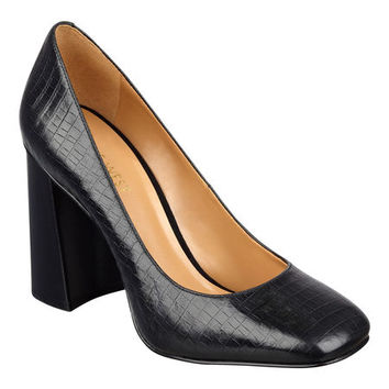 Begonia Round Toe Pumps | Nine West