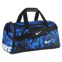 Nike YA TT (Small) Kid's Duffel Bag (Blue)