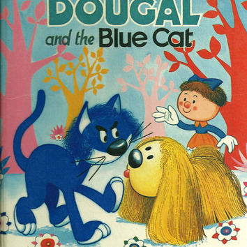 "Dougal And The Blue Cat. And The B.B.C. TV Series "" The Magic Roundabout 1971"