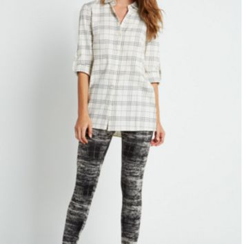 BCBGeneration Button Up Shrit