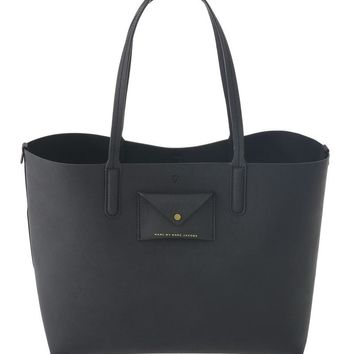 Metropoli Leather Tote 48